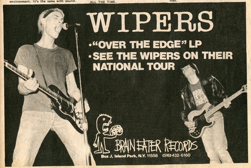 (Image: Hardcore Show Flyers)
