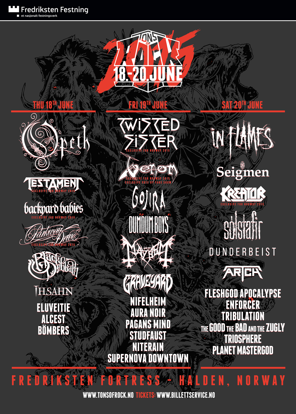 tons of rock webposter 2015-2