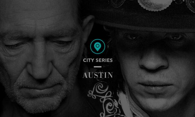 Austin Legends: The Ballad of Willie & Stevie
