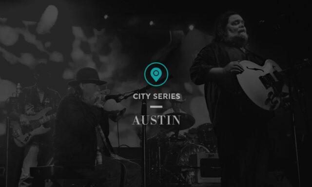 Between the Big Boys: Austin Music Festivals