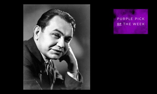 "Purple Pick of the Week: ""Black Sweat"""