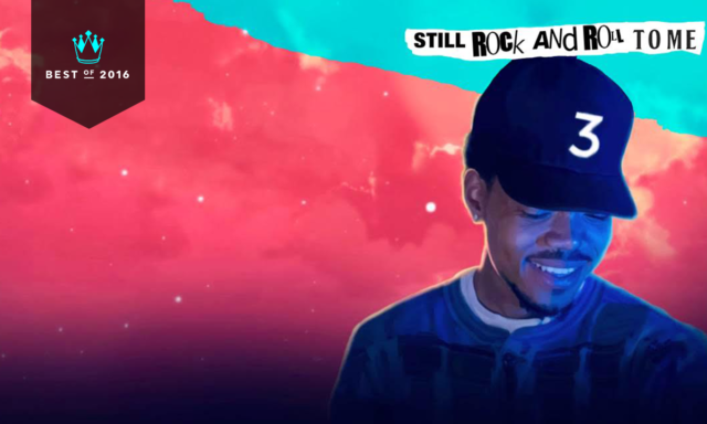 Still Rock And Roll To Me: Chance The Rapper