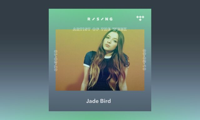 Rising Artist of the Week: Jade Bird