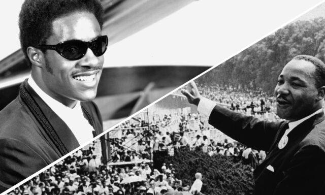 Stevie Wonder Remembers MLK