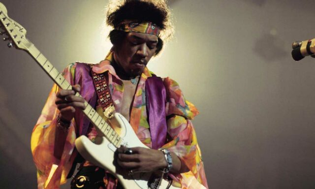David Fricke on Hendrix's Greatest Unsung Covers