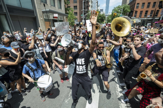 """A Very Powerful Thing Our Ancestors Gave Us"": A Conversation With Jon Batiste"