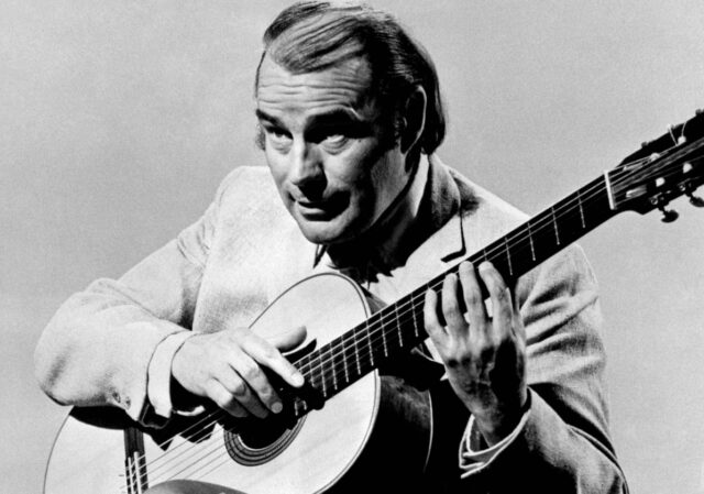 Sharon Isbin Remembers Julian Bream