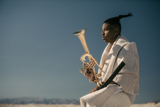 Songs of Protest & Healing: Christian Scott aTunde Adjuah on 'Shallow Water'