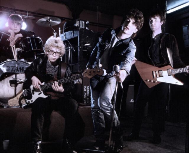 U2: Boyhood