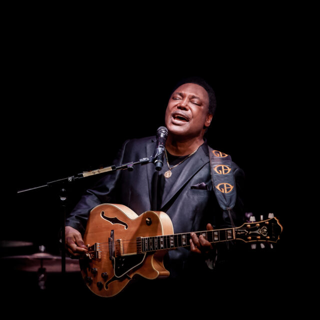 Breezin', Livin', Laughin': A Conversation With George Benson