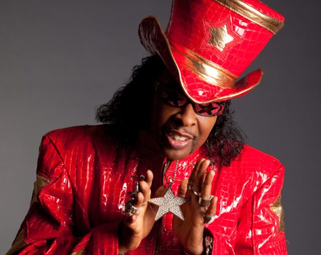"""You Don't Really Know What Funk's Gonna Tell You Until It Speaks"": Bootsy Collins in Conversation"