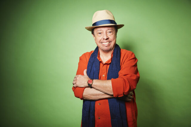 """Thankful for Everything"": A Conversation With Sergio Mendes"
