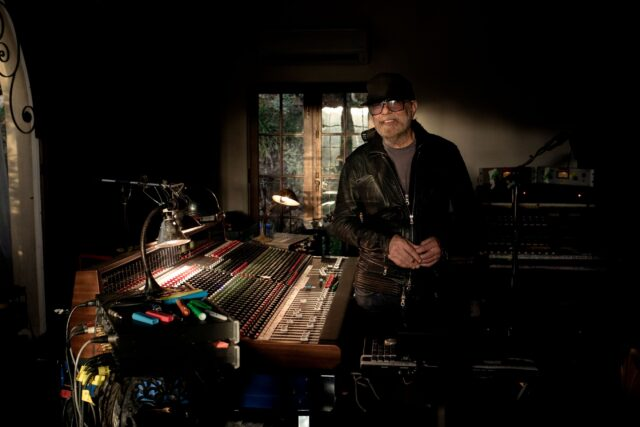 Soul Man: Daniel Lanois in Conversation