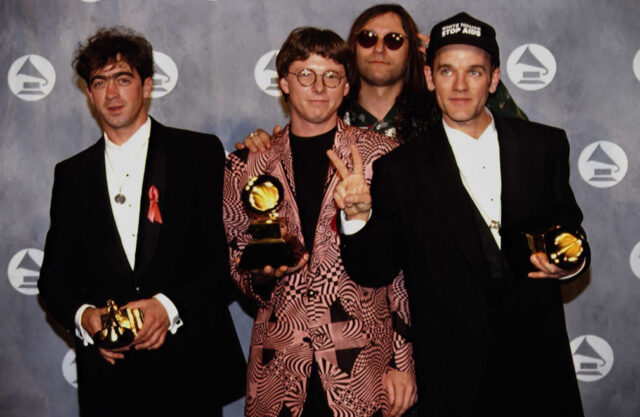 Making 'Time': R.E.M.'s Breakout Triumph Turns 30