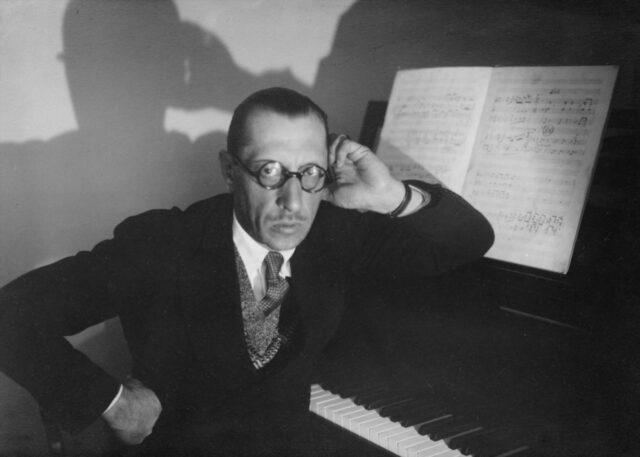 TIDAL Primer: Igor Stravinsky