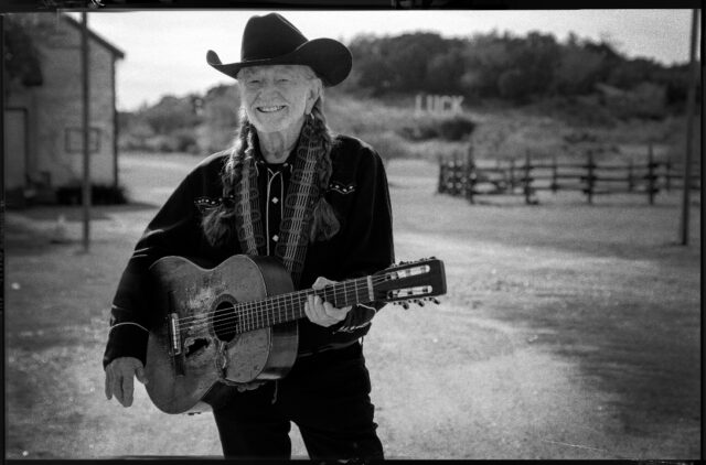 """""""We play a little of everything"""": Willie Nelson in Conversation"""